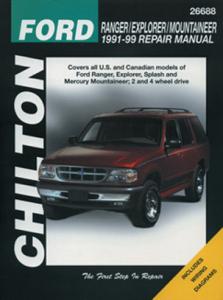 1991-99 Chilton Repair Manual
