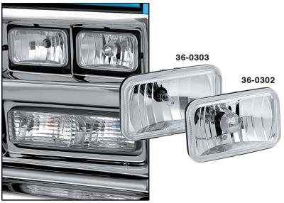 Custom Dual 150MM Headlights
