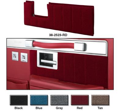 Replacement Velour Door Panel Inserts