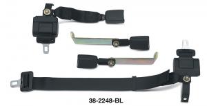 Rear Lap Seat Belts