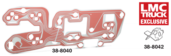 Printed Circuits and Retaining Clip