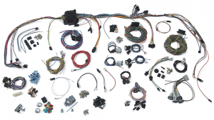 A Wiring Harness Designed Specifically for Your Classic Truck