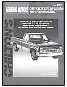 Chilton's Total Care Repair Manual