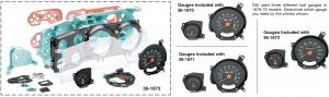 Tachometer Conversion Kits