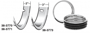Wheel Trim Ring Set
