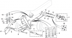 Rear Suspension - 1/2 Ton
