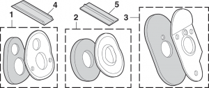 Steering Column Parts