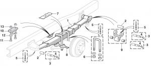 Rear Suspension - 4WD