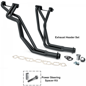 Exhaust Headers … Bolt On up to 20% Horsepower Increase