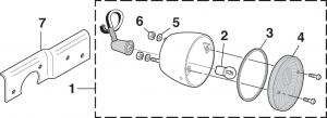 Tail Light - Stepside