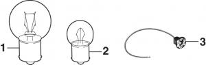 Instrument Panel Bulbs