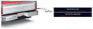 Red LED Tailgate Light