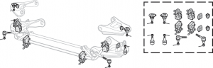 Front End Suspension Kit