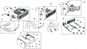 Temperature Control Assembly and Components