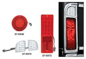 LED Tail Light Lenses