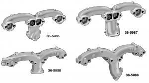 Exhaust Manifolds and Components