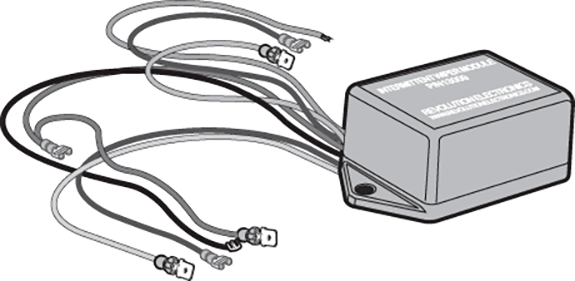 Intermittent Wiper Module