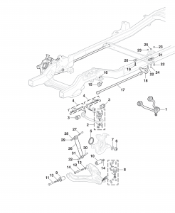 chevy truck front end diagram lmc truck front and rear suspension components  lmc truck front and rear suspension