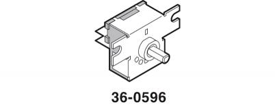 Heater/Blower Fan Switch