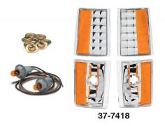 Custom Sidemarker Sets for Chevrolet