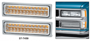 LED Parklight Set … The Future of Automotive Lighting
