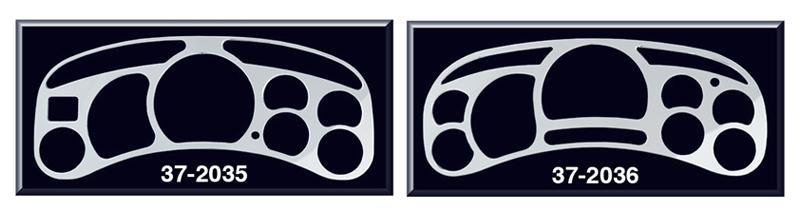 Polished Billet Interior Components
