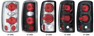 SUV Custom Tail Light Sets