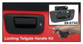 BOLT Tailgate Handle