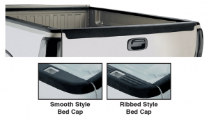 ABS Bed Caps Offer Protection with Style