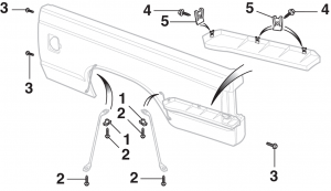 Bedside Attachment Components