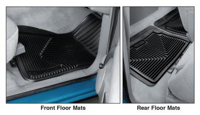 Heavy-Duty Floor Mats ... Easy to Clean