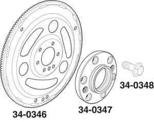 LS-Series Drivetrain Swap Components