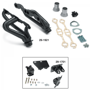 V8 Engine Swap Components … Muscle for Your Mini-Truck