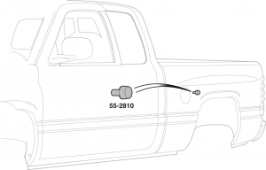 Fuel Door Bumper