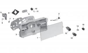 Lmc Truck Dash Components