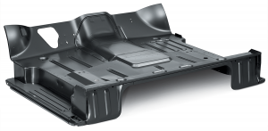Complete Floor Pan Assembly
