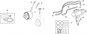 Power Steering Components - 2WD