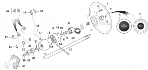 Steering Column Components