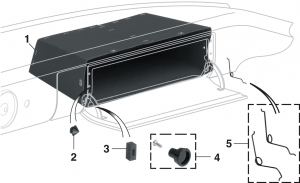 Glove Box and Components