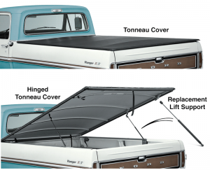 Styleside Tonneau Covers Save Gas and Protect Your Cargo
