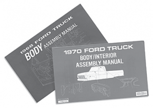 Body & Interior Assembly Manuals