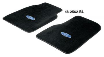 Logo Floor Mat Set Protects Your Carpet