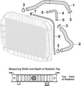 1998 ford f 150 cooling system diagram lmc truck cooling systems and components  lmc truck cooling systems and components