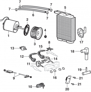 99 tahoe ac diagram lmc truck heater and ac components  lmc truck heater and ac components