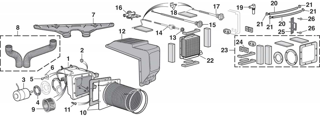 Heater Components