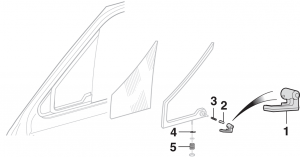 Vent Window Components