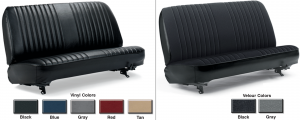 Bench Seat Reupholstery Kits