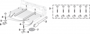 Bed Mounting