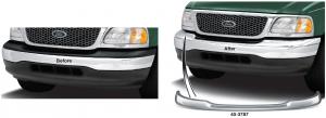 Chrome Bumper Pad