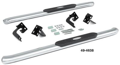 Oval Step Bars
